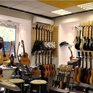 Музыкальные магазины Килемаров